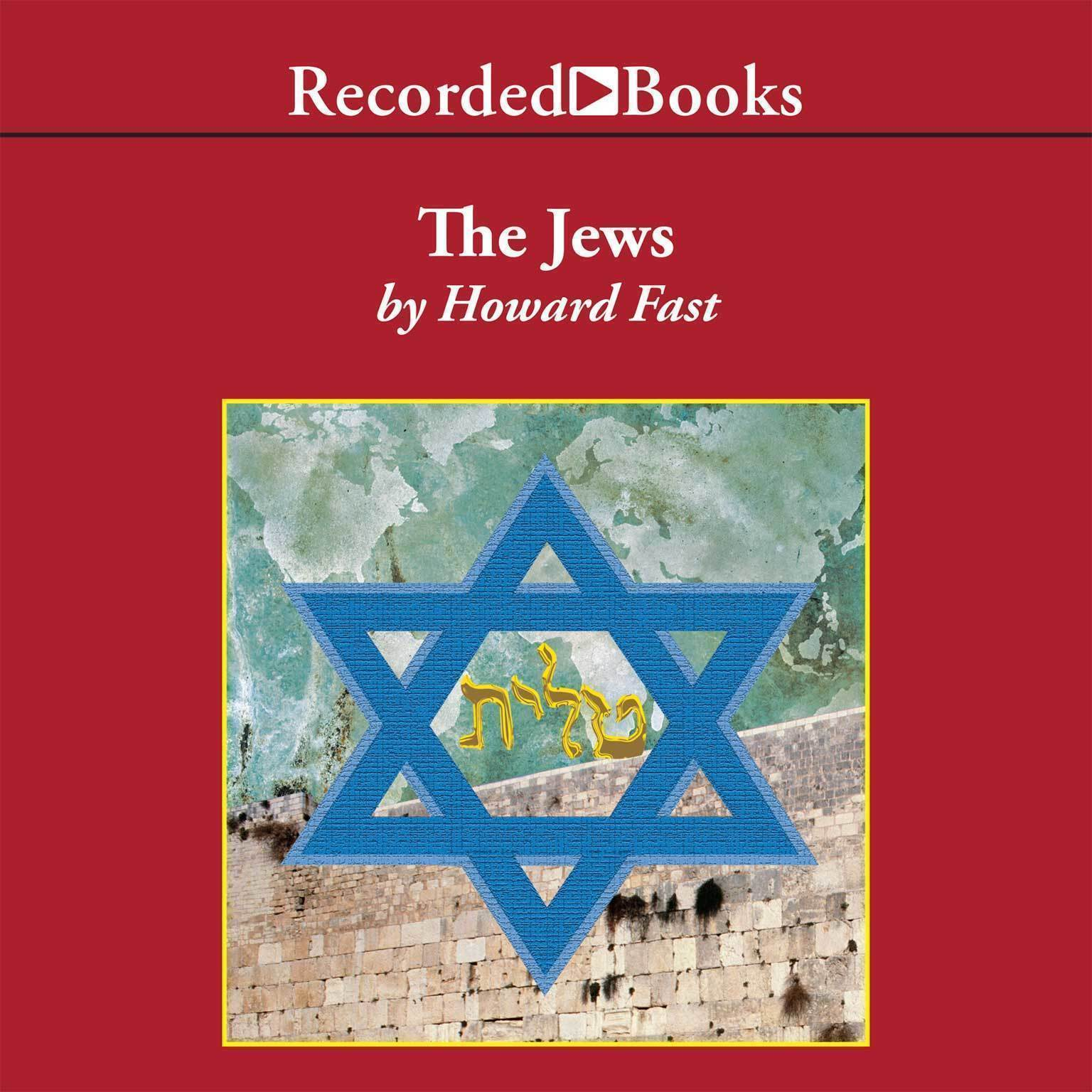 Printable The Jews: Story of a People Audiobook Cover Art