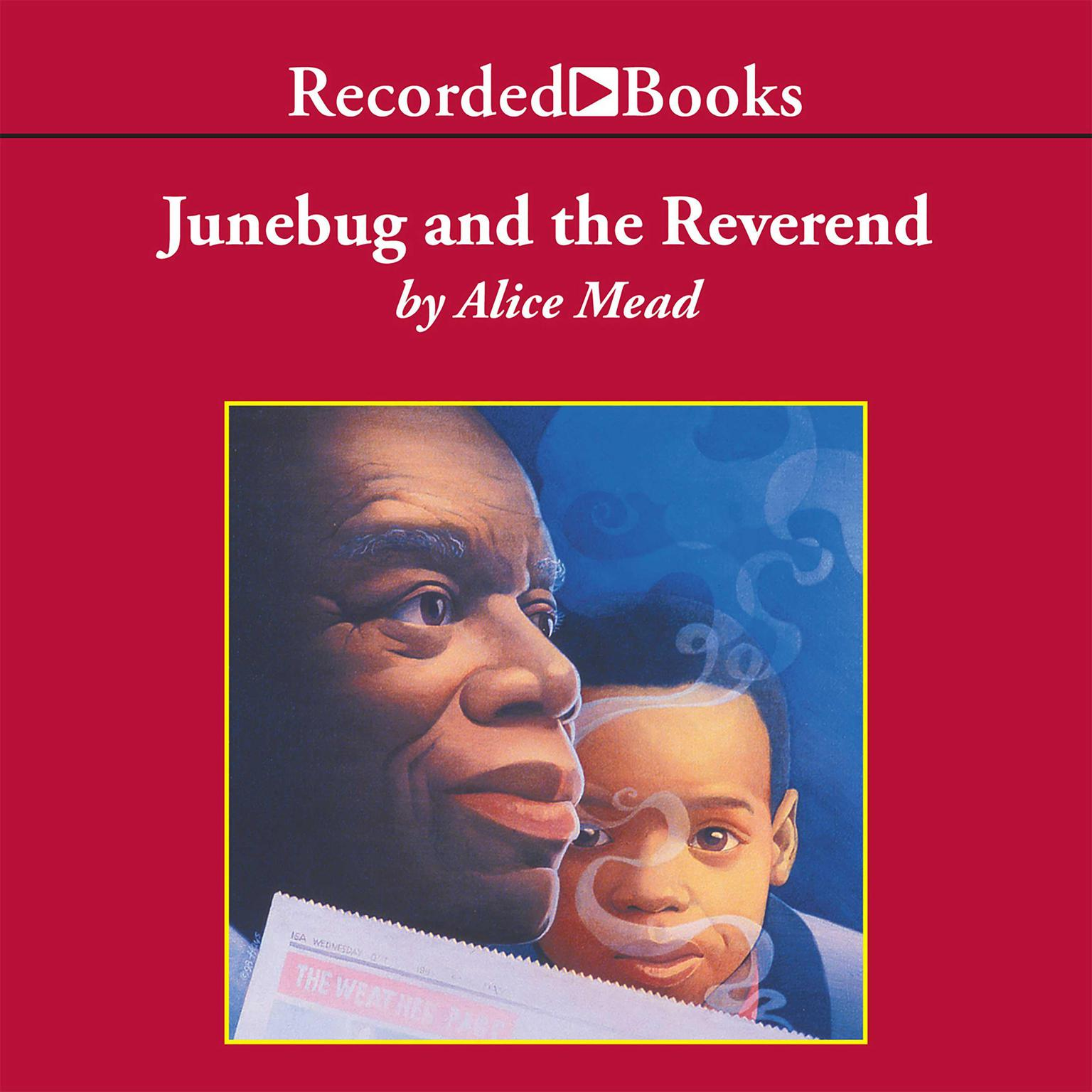 Printable Junebug and the Reverend Audiobook Cover Art
