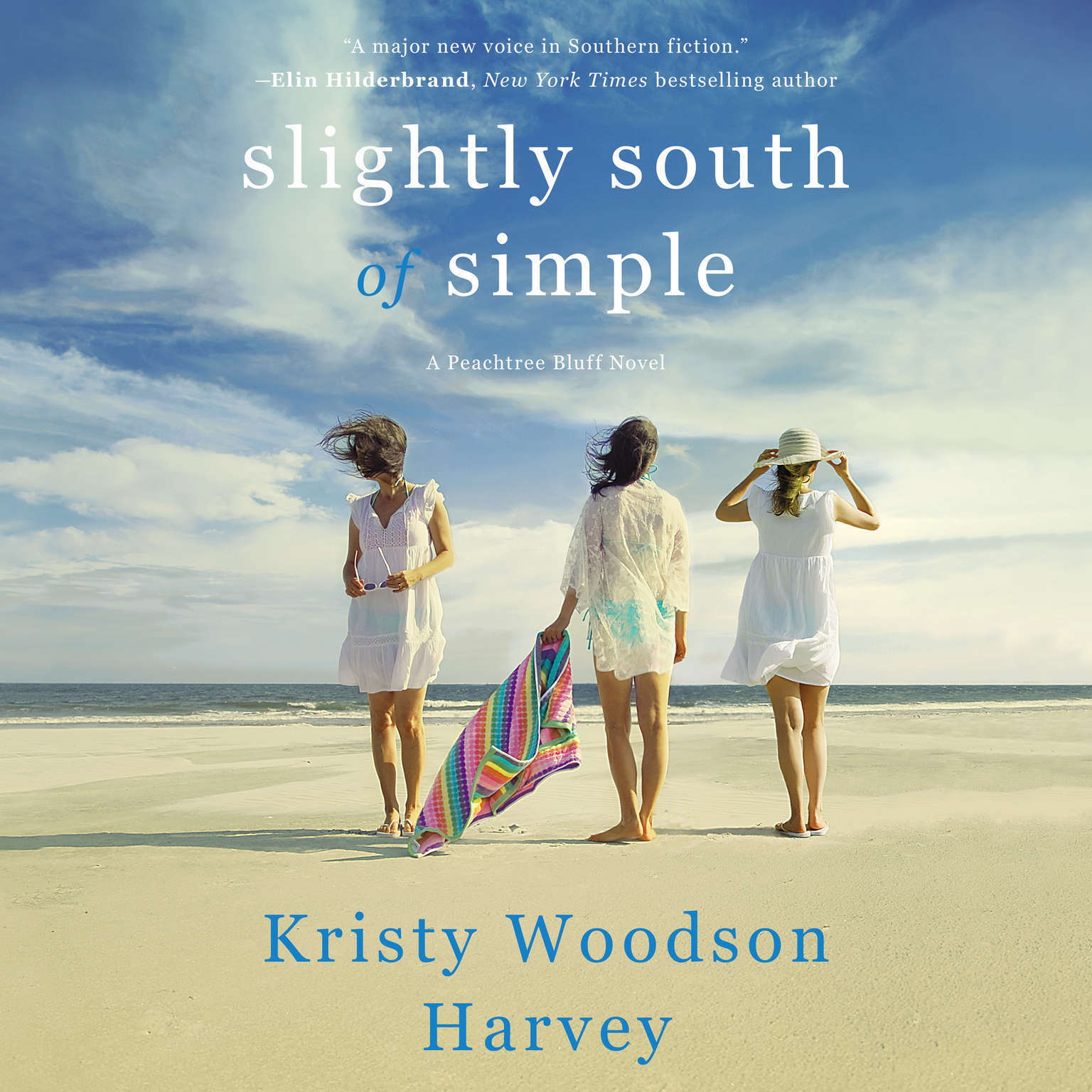 Slightly South of Simple Audiobook, by Kristy Woodson Harvey