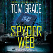Spyder Web Audiobook, by Tom Grace