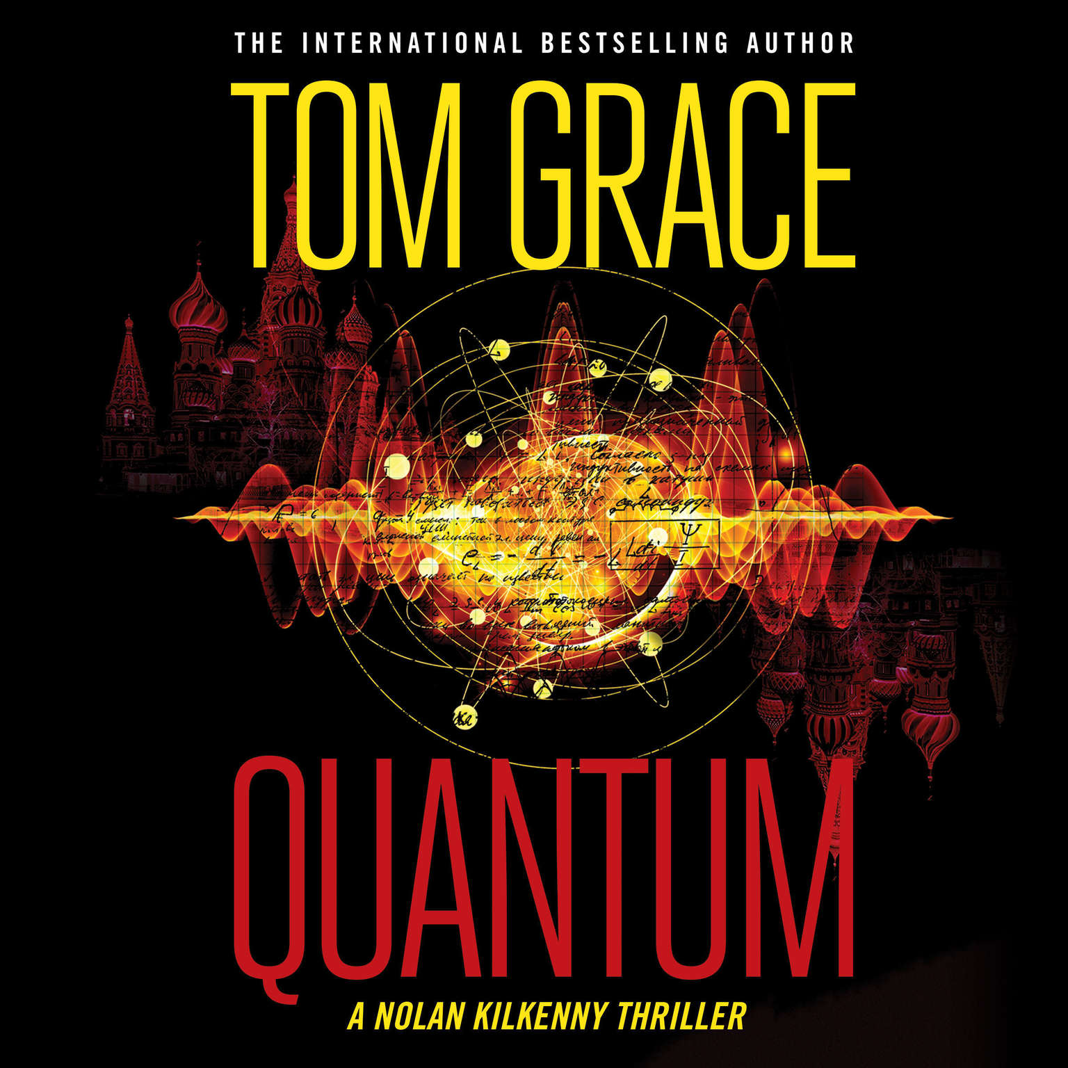 Printable Quantum Audiobook Cover Art