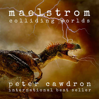 Maelstrom Audiobook, by Peter Cawdron
