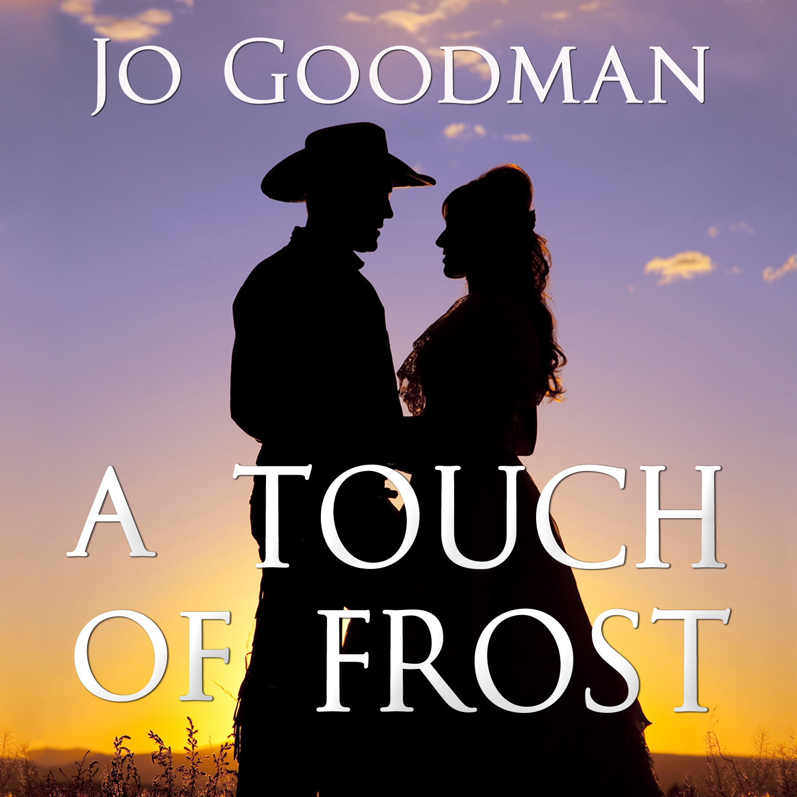 Printable A Touch of Frost Audiobook Cover Art
