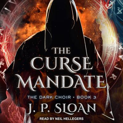 The Curse Mandate Audiobook, by J.P. Sloan