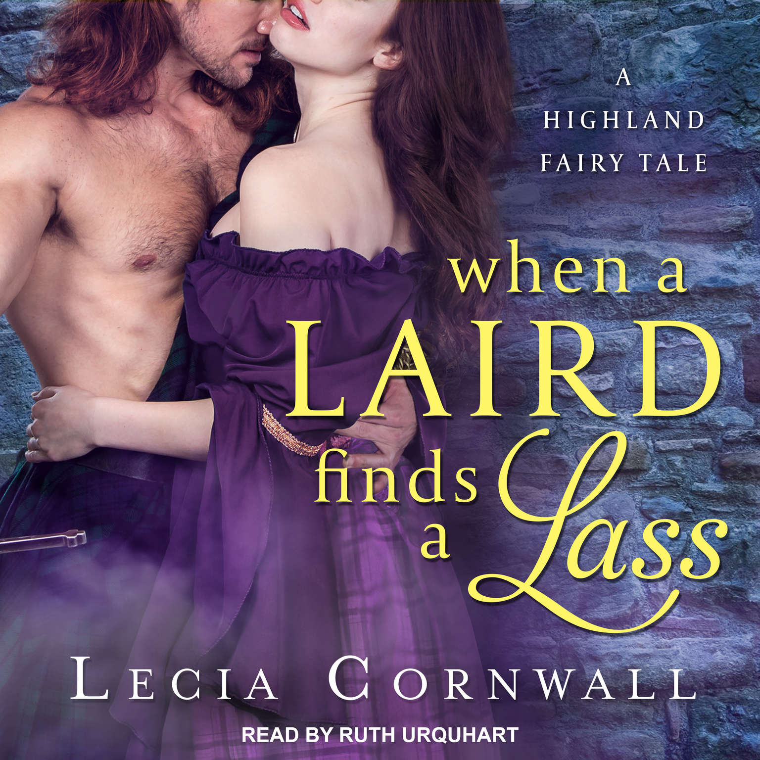 When a Laird Finds a Lass Audiobook, by Lecia Cornwall
