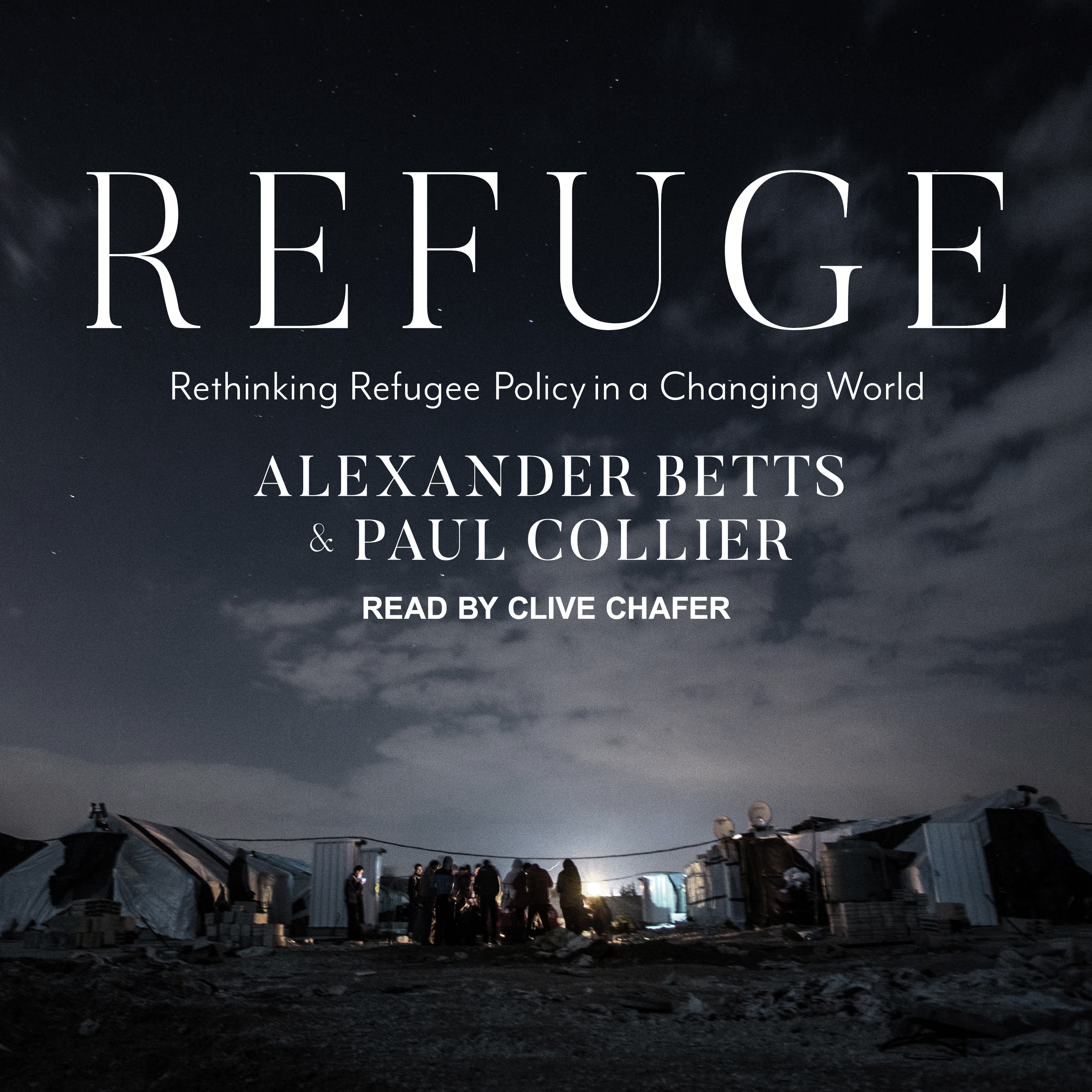 Printable Refuge: Rethinking Refugee Policy in a Changing World Audiobook Cover Art