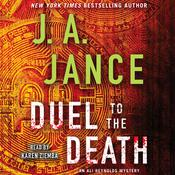 Duel to the Death Audiobook, by J. A. Jance