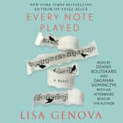 Every Note Played Audiobook, by Lisa Genova|