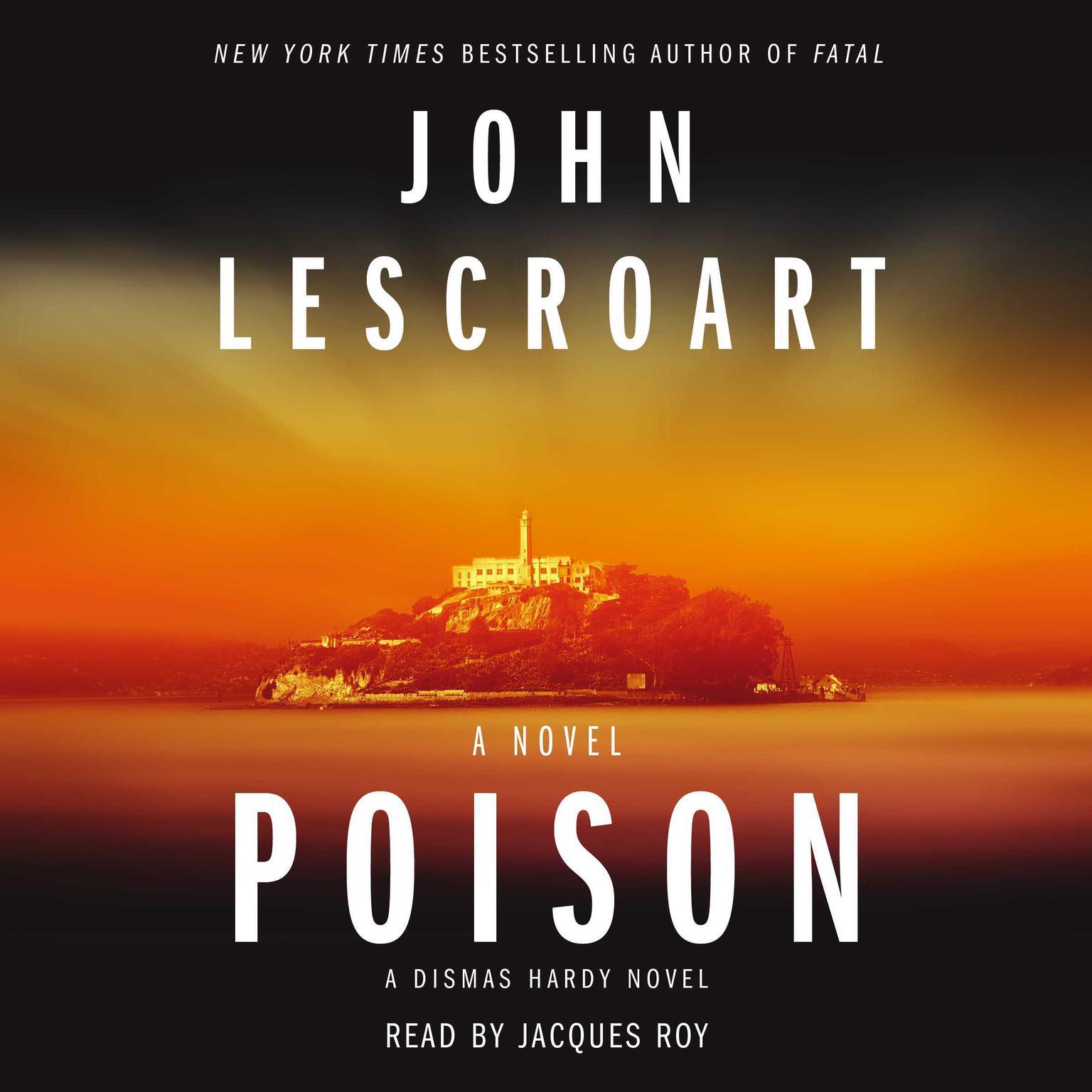 Printable Poison: A Novel Audiobook Cover Art