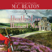 Death of an Honest Man Audiobook, by M. C. Beaton