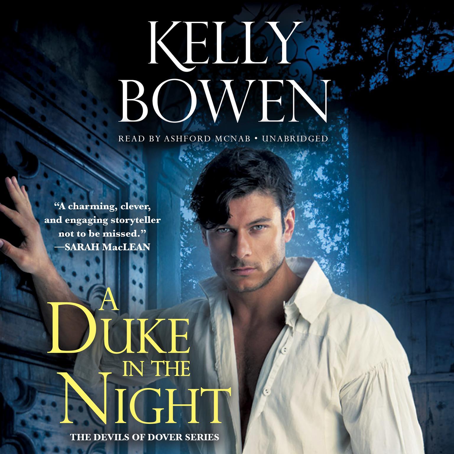 A Duke in the Night Audiobook, by Kelly Bowen