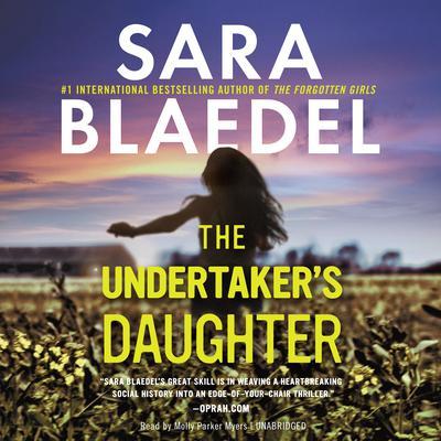 The Undertaker's Daughter Audiobook, by Sara Blaedel