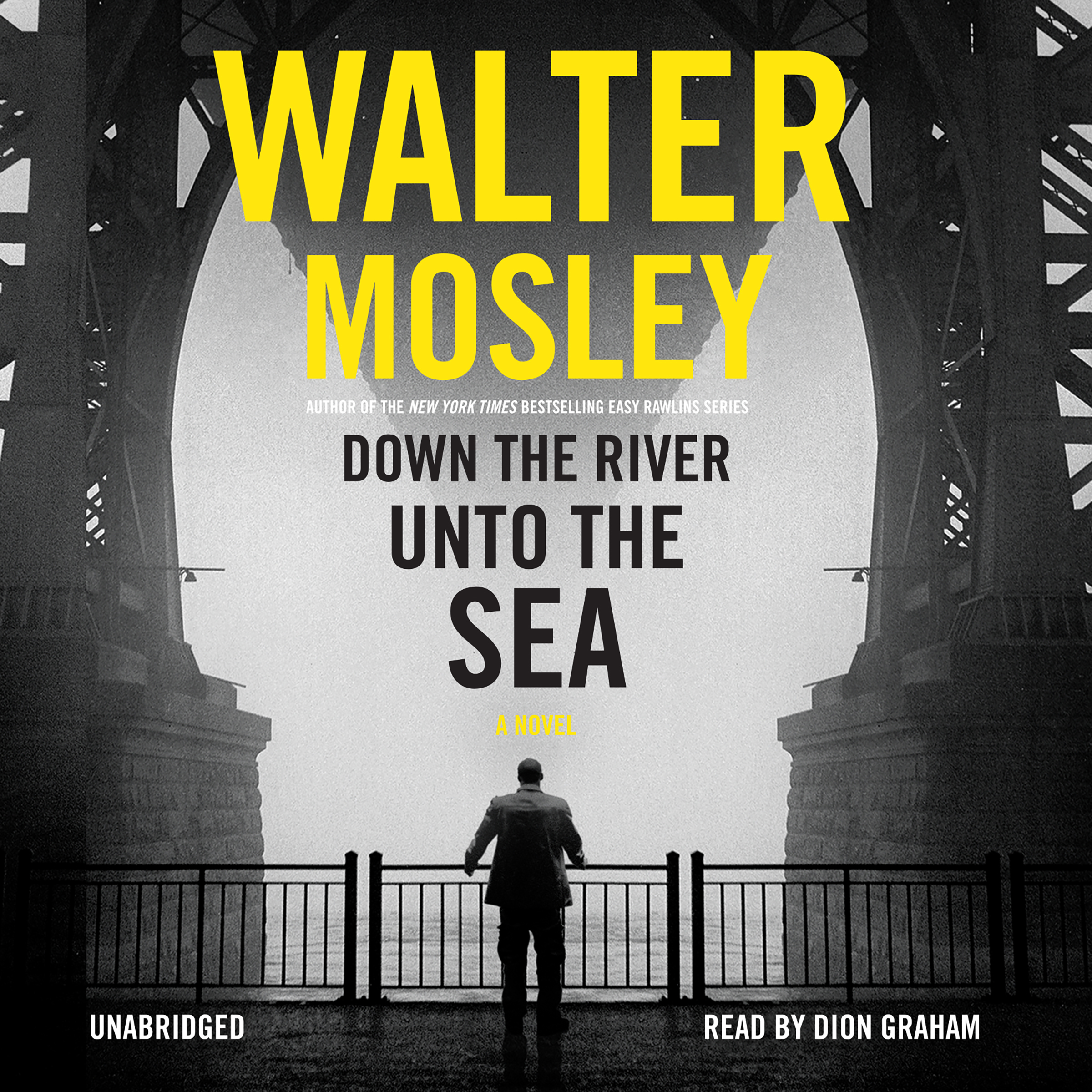 Printable Down the River unto the Sea Audiobook Cover Art