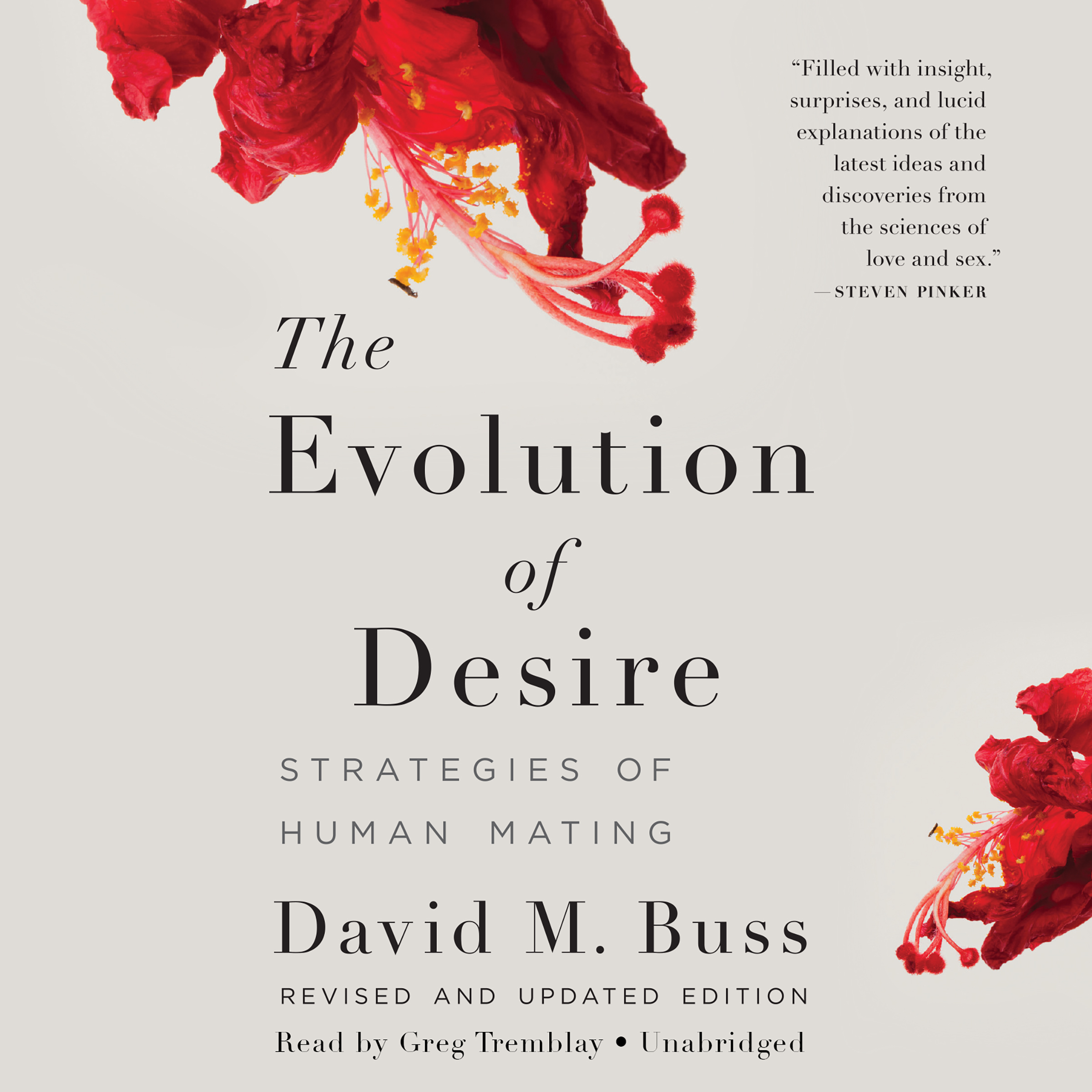 Printable The Evolution of Desire: Strategies of Human Mating Audiobook Cover Art