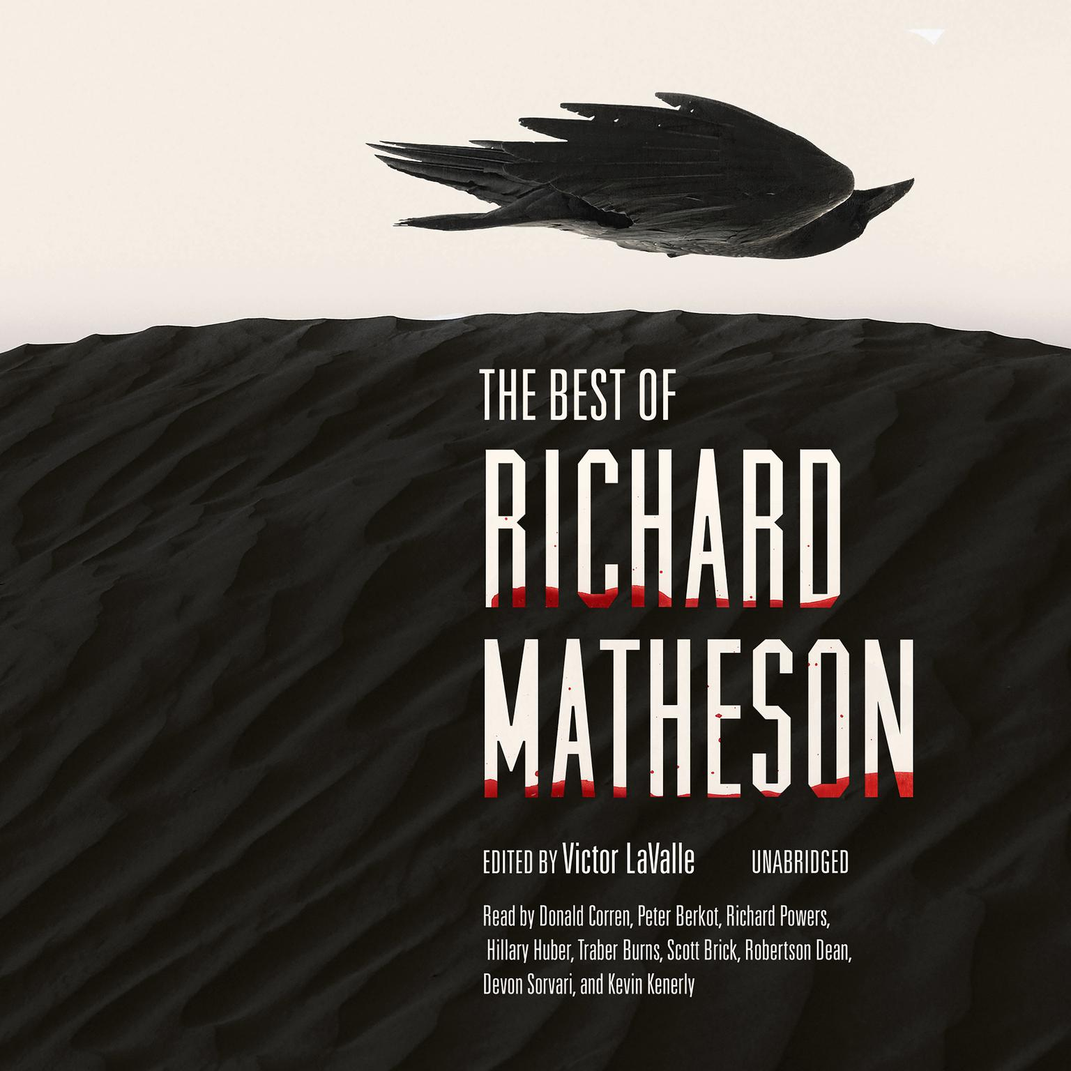 Printable The Best of Richard Matheson Audiobook Cover Art