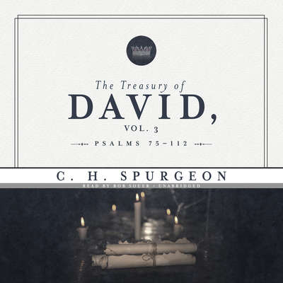 The Treasury of David, Vol. 3: Psalms 75–112 Audiobook, by C. H. Spurgeon