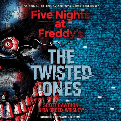 The Twisted Ones Audiobook, by Scott Cawthon