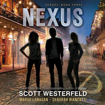 Nexus Audiobook, by Margo Lanagan