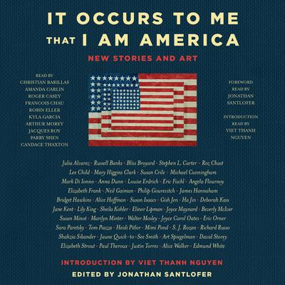 It Occurs to Me That I Am America: New Stories and Art Audiobook, by Michael Cunningham