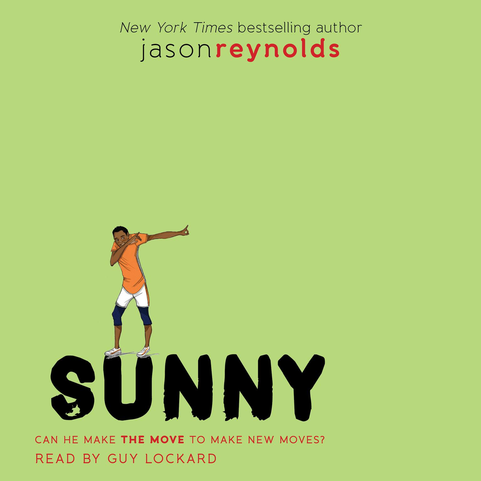 Printable Sunny Audiobook Cover Art