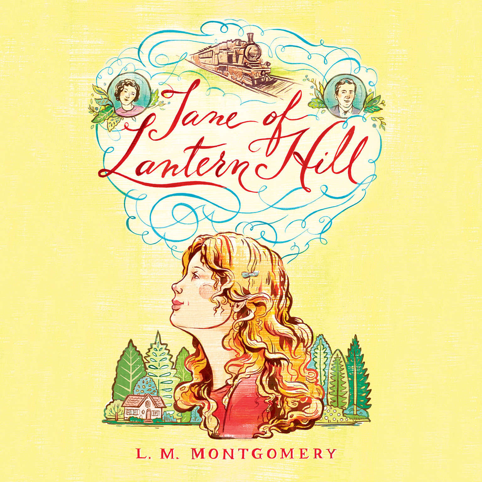Jane of Lantern Hill Audiobook, by L. M. Montgomery