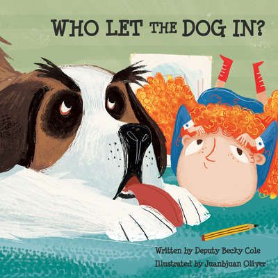 Who Let the Dog In? Audiobook, by Becky Coyle