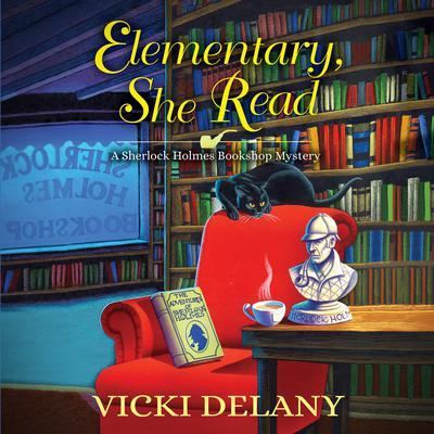 Elementary, She Read Audiobook, by Vicki Delany