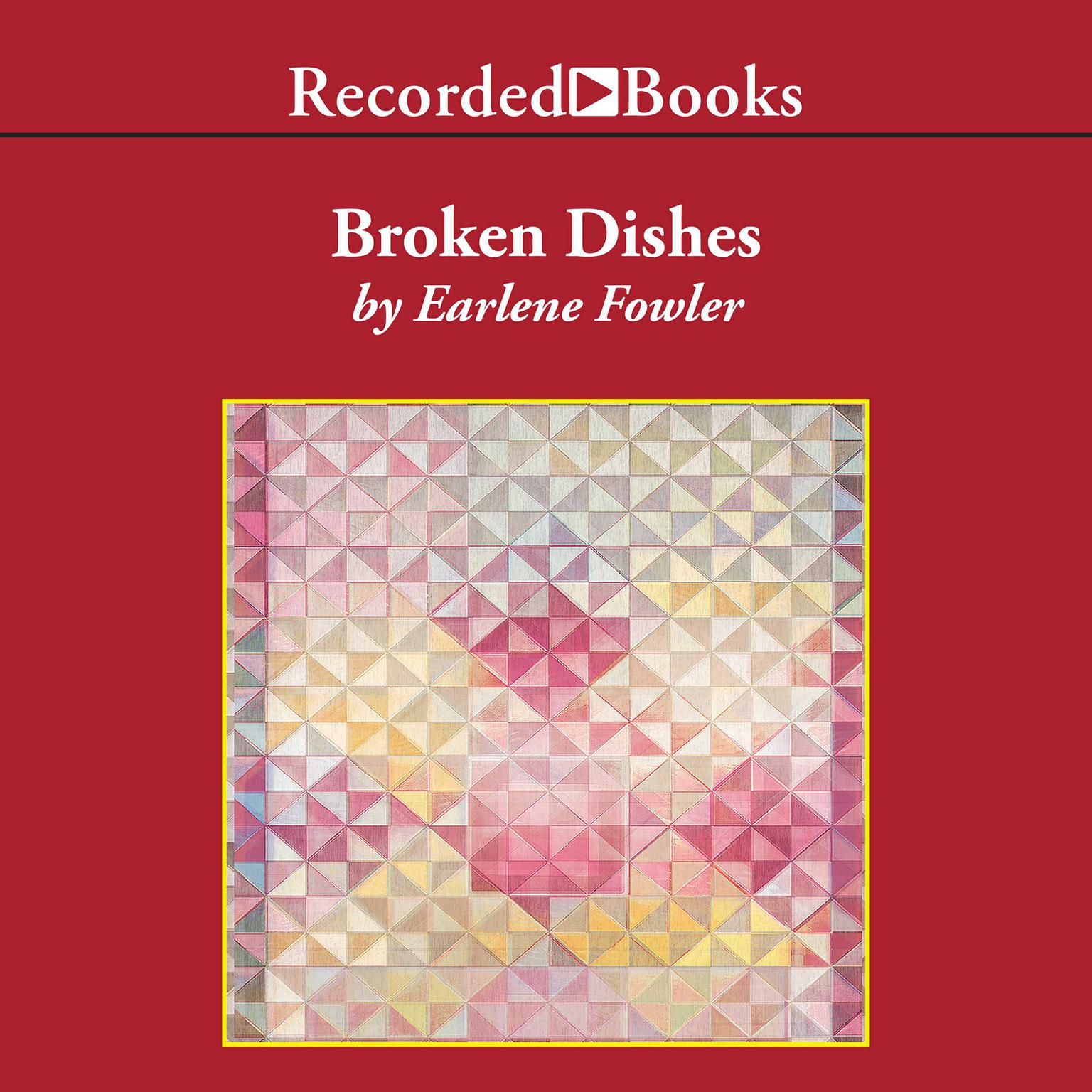 Printable Broken Dishes Audiobook Cover Art