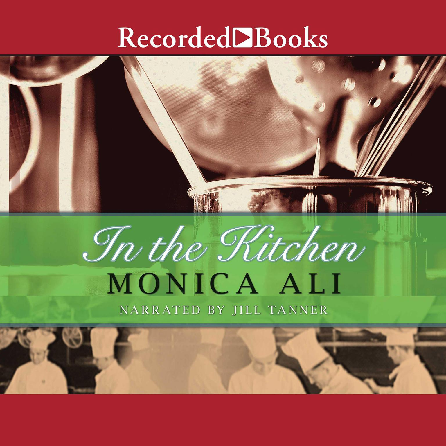 Printable In the Kitchen Audiobook Cover Art
