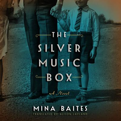 The Silver Music Box Audiobook, by Mina Baites