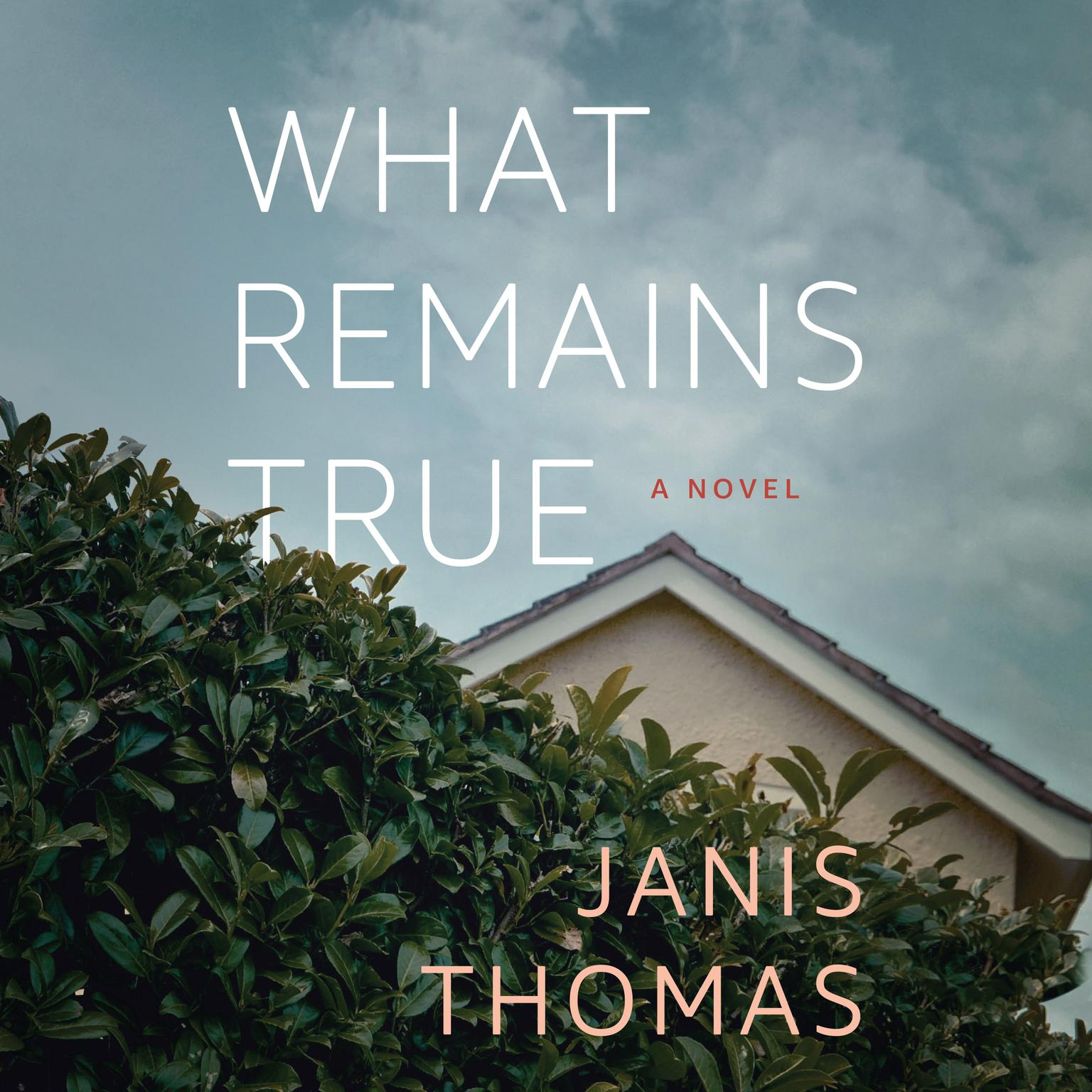 What Remains True: A Novel Audiobook, by Janis Thomas