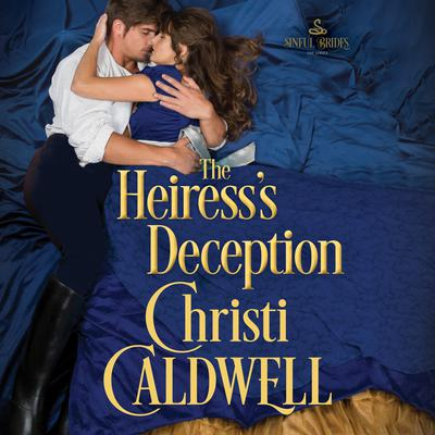 The Heiresss Deception Audiobook, by Christi Caldwell