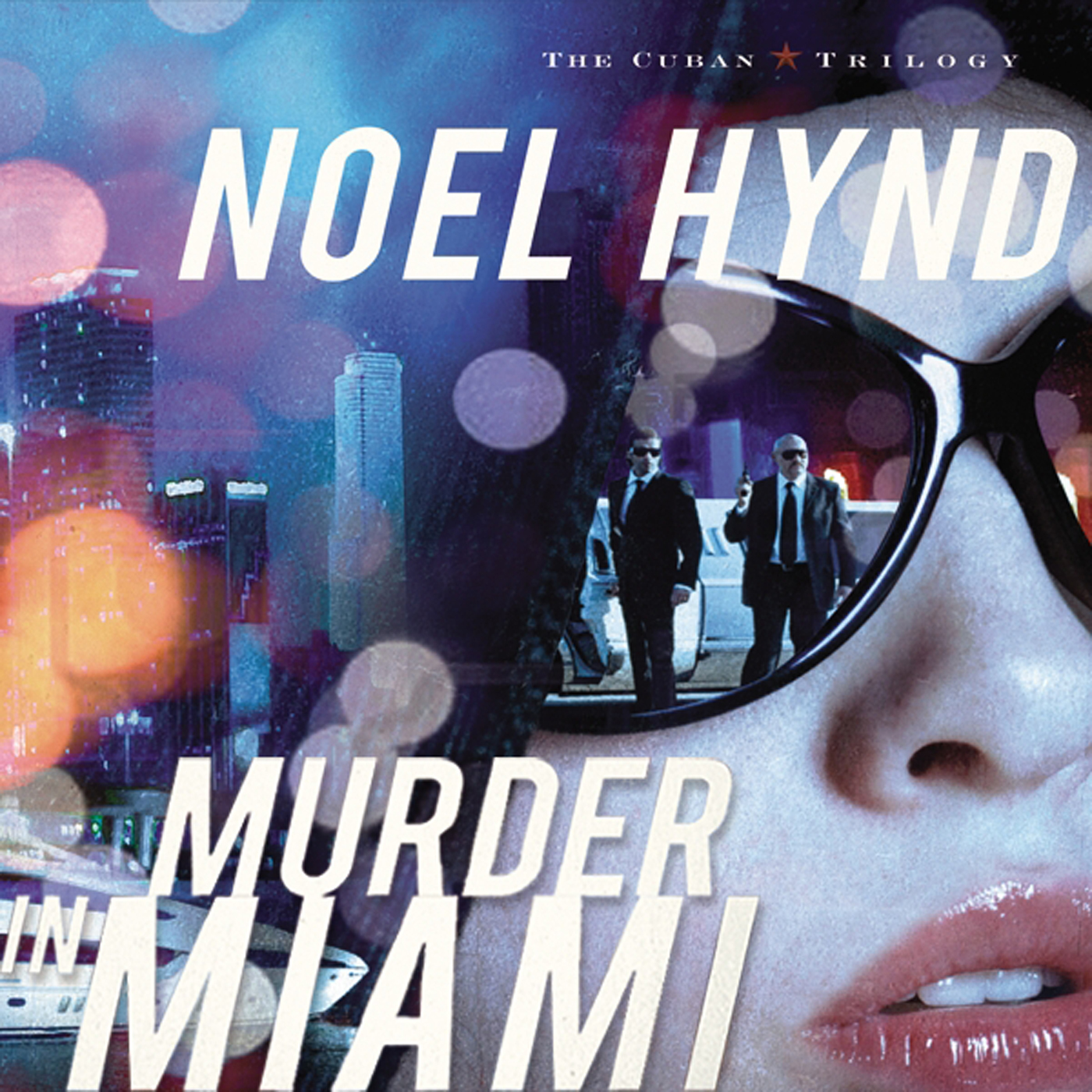 Printable Murder in Miami Audiobook Cover Art
