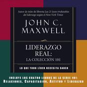 Liderazgo REAL Audiobook, by John C. Maxwell