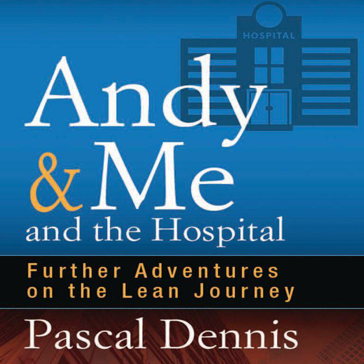 Andy & Me and the Hospital: Further Adventures on the Lean Journey Audiobook, by Pascal Dennis