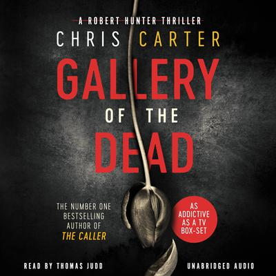 Gallery of the Dead Audiobook, by Chris Carter