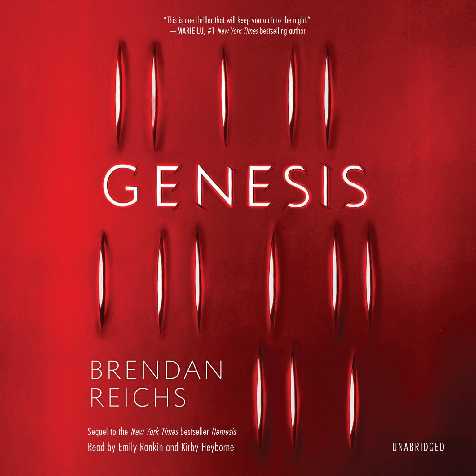 Genesis Audiobook, by Brendan Reichs
