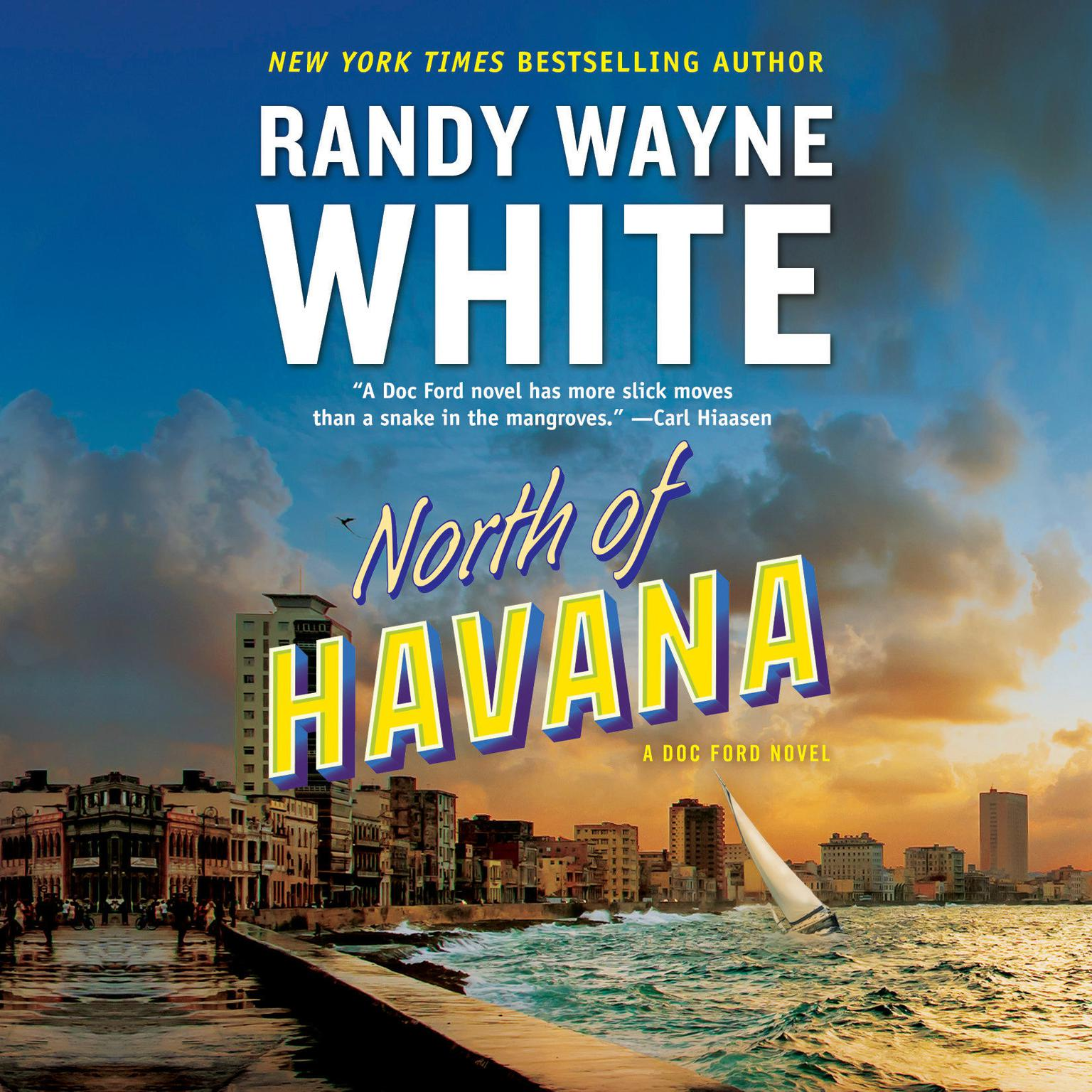 Printable North of Havana Audiobook Cover Art