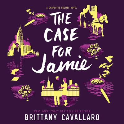 The Case for Jamie Audiobook, by Brittany Cavallaro