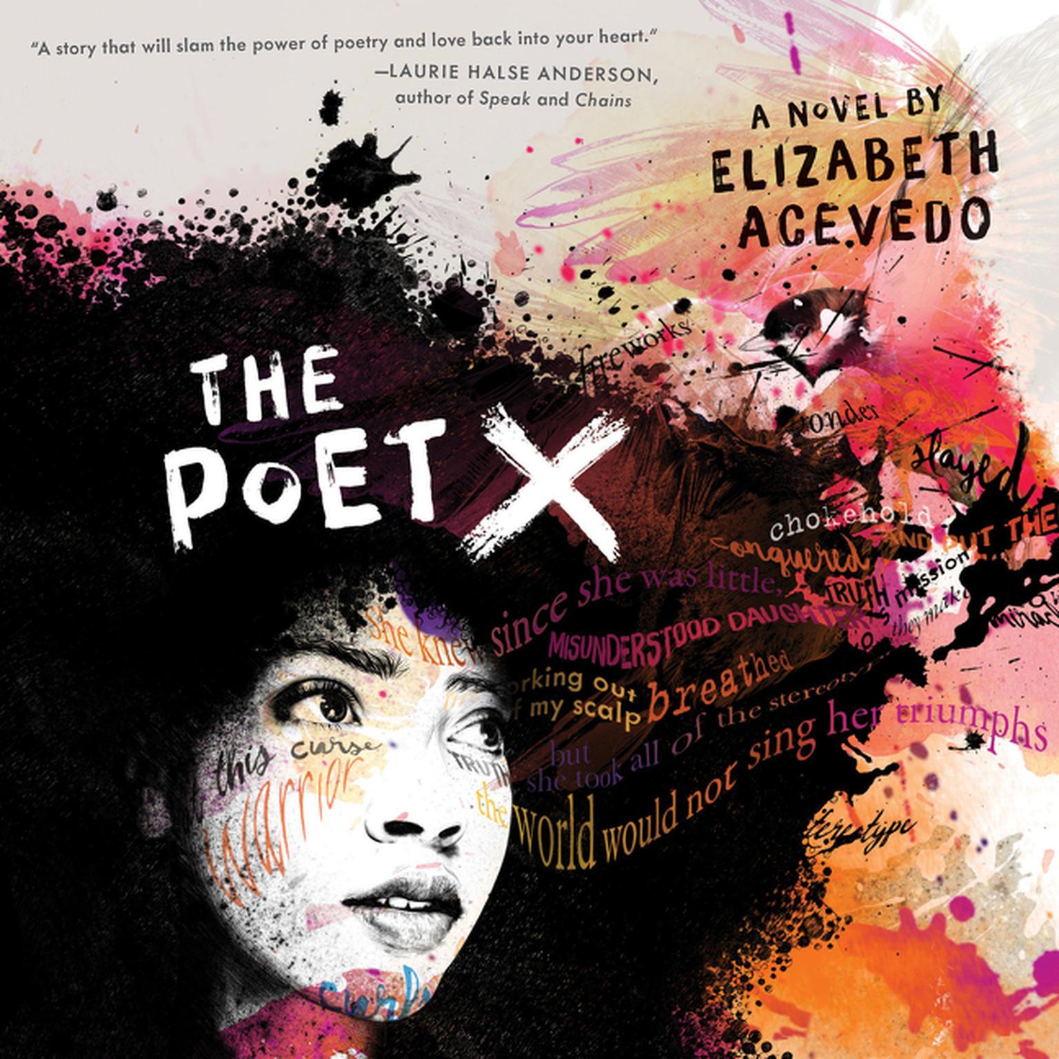 The Poet X Audiobook, by Elizabeth Acevedo