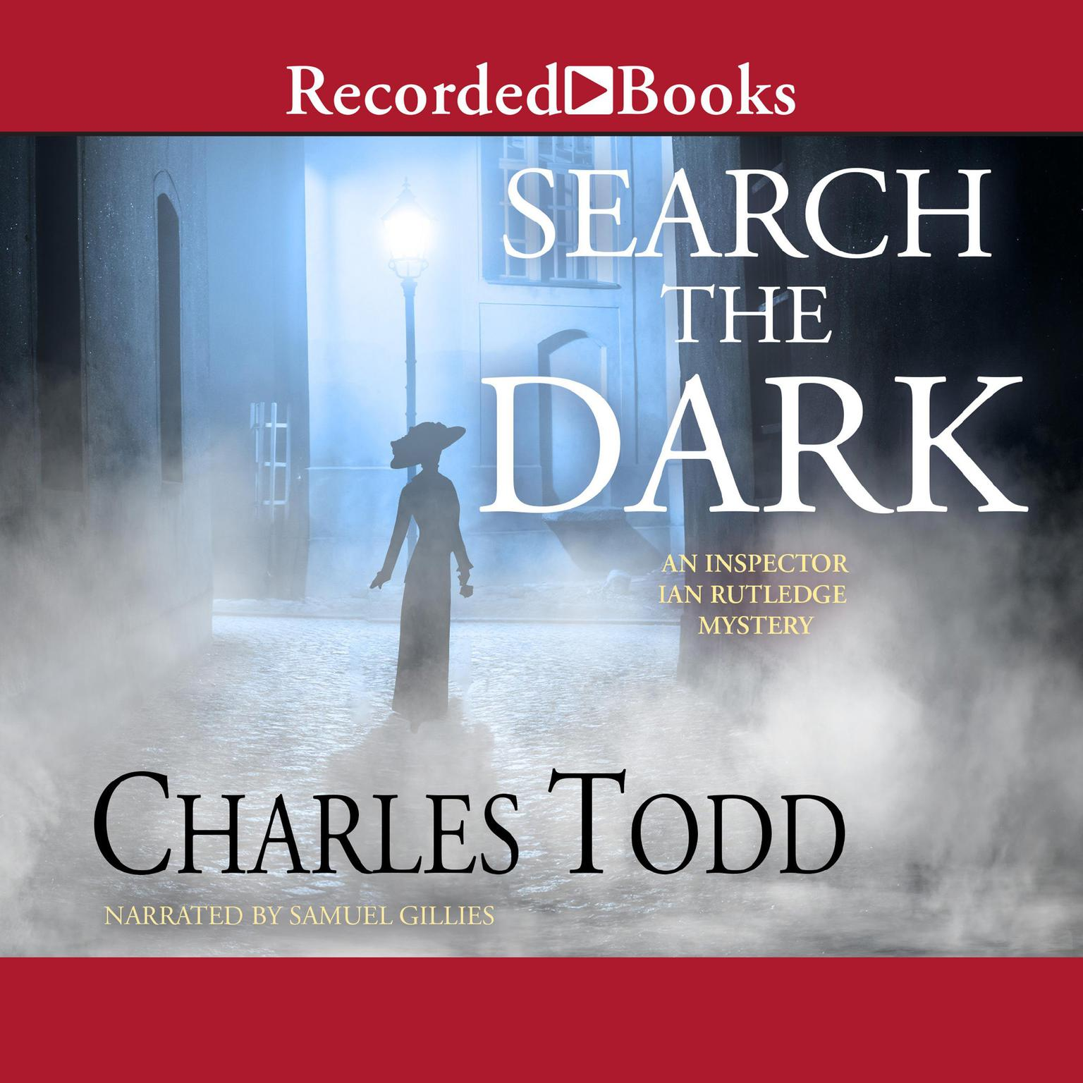 Printable Search the Dark Audiobook Cover Art