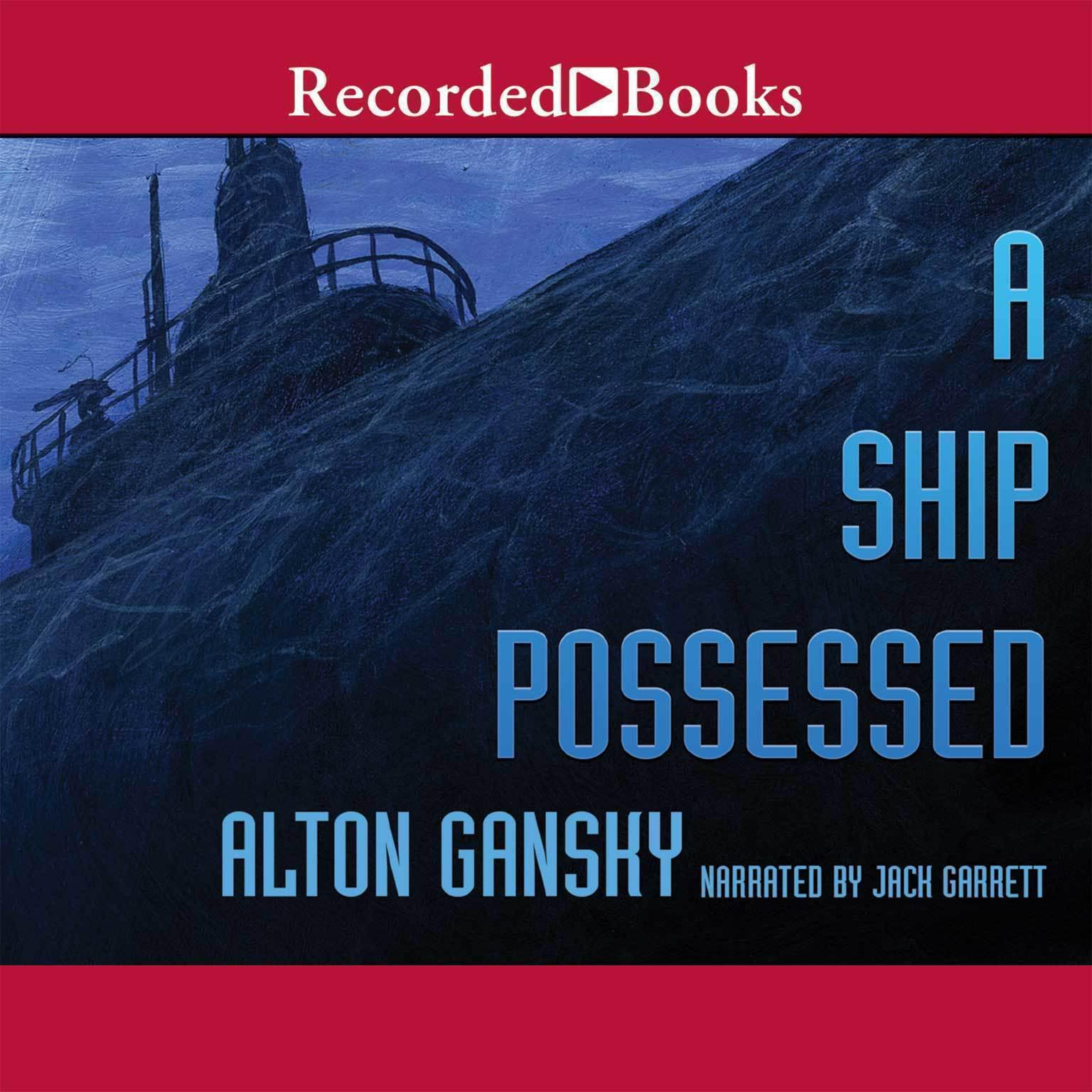 Printable A Ship Possessed Audiobook Cover Art