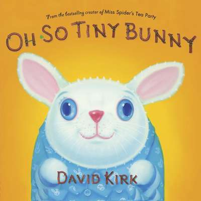 Oh So Tiny Bunny: A Picture Book Audiobook, by David Kirk
