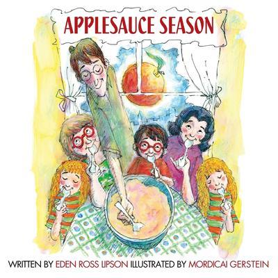 Applesauce Season Audiobook, by Eden Ross Lipson