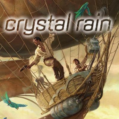 Crystal Rain Audiobook, by Tobias S. Buckell
