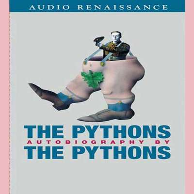 The Pythons Audiobook, by Terry Jones