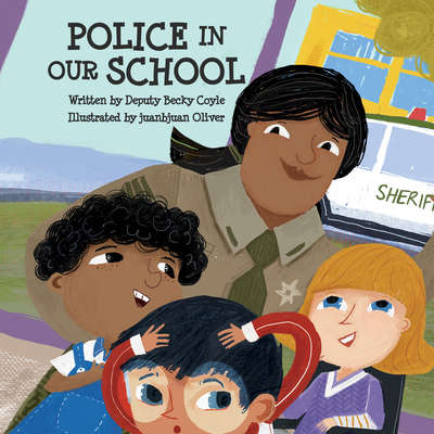 Police in Our School Audiobook, by Becky Coyle