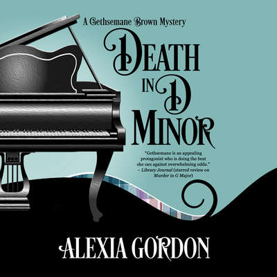Death in D Minor Audiobook, by Alexia Gordon