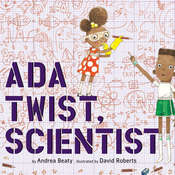 Ada Twist, Scientist Audiobook, by Andrea Beaty