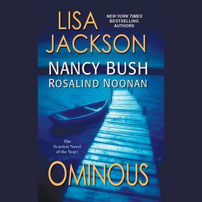 Ominous Audiobook, by Lisa Jackson